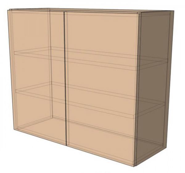 Навесной Шкаф 100Верх(1000х718)