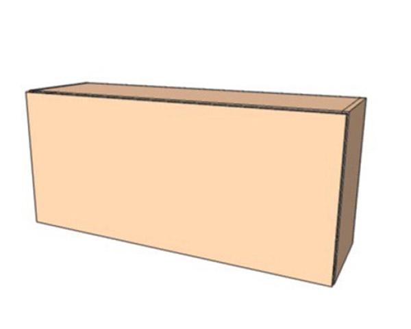 Навесной Шкаф 100Верх /450 (1000х450)