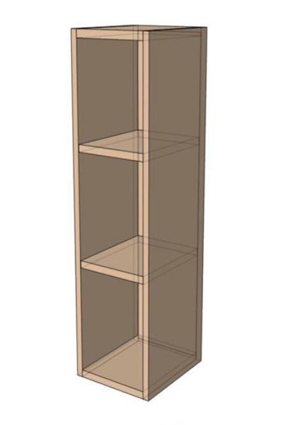 Навесной Шкаф открытый 20Верх/925(200х925)