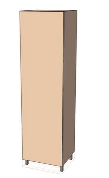 Нижняя тумба 40 низ пенал-карго НЕО (400х2070)