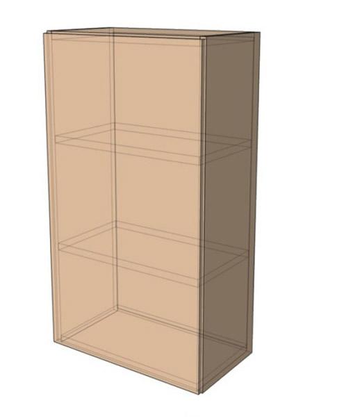 Навесной Шкаф 40Верх (400х718)