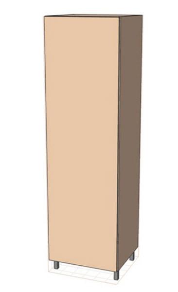 Нижняя тумба 50 низ пенал-карго НЕО (500х2070)
