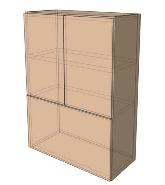 Навесной Шкаф 60Верх м/925 (600х925)
