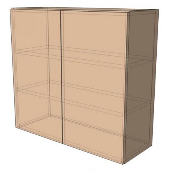 Навесной Шкаф 80Верх (800х718)