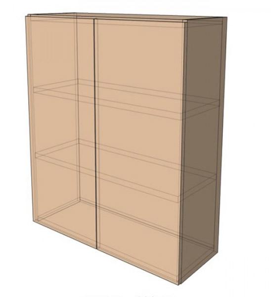 Навесной Шкаф 80Верх/925 (800х925)