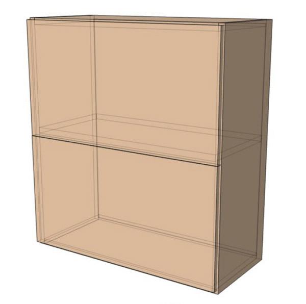 Навесной Шкаф 80Верх сушка м (800х718)