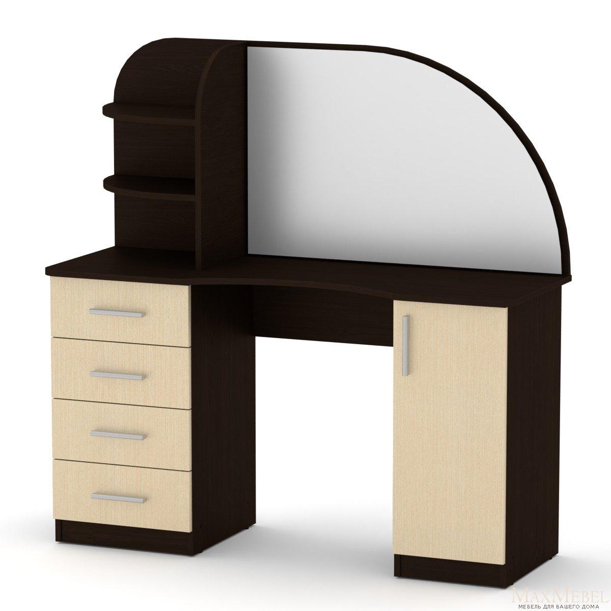 туалетный столик трюмо в спальню в киеве доставка и сборка